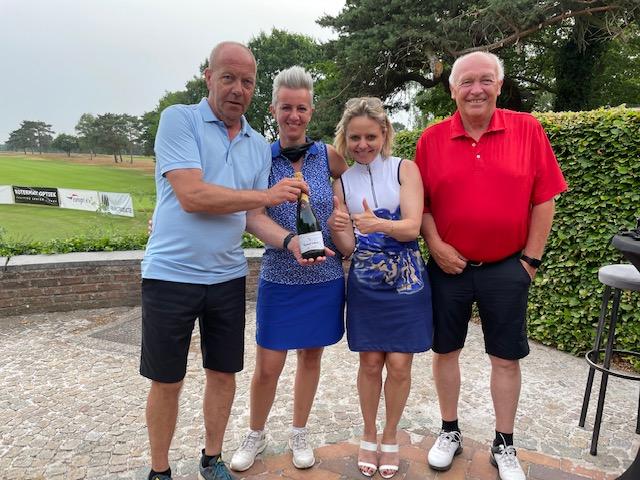 25ste Golfcup van Rotary Club Genk